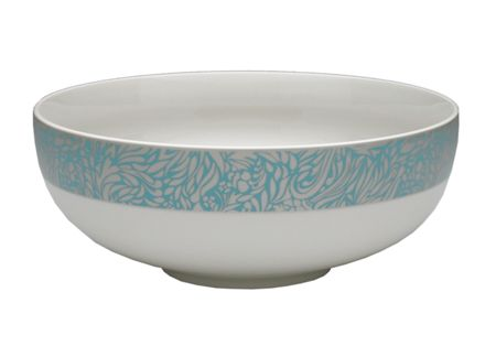 Monsoon by Denby Monsoon Lucille teal serving bowl