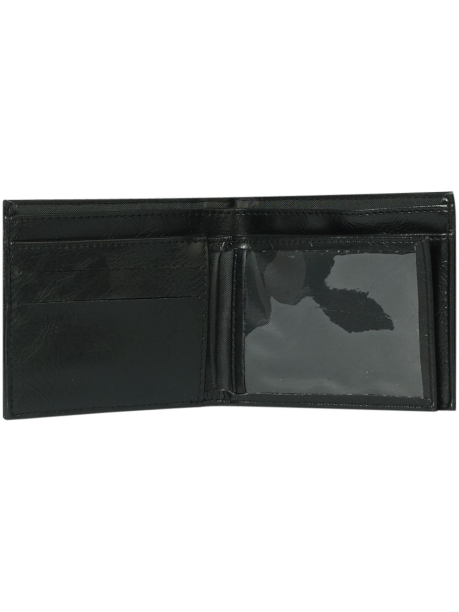 Billfold and coin pouch wallet
