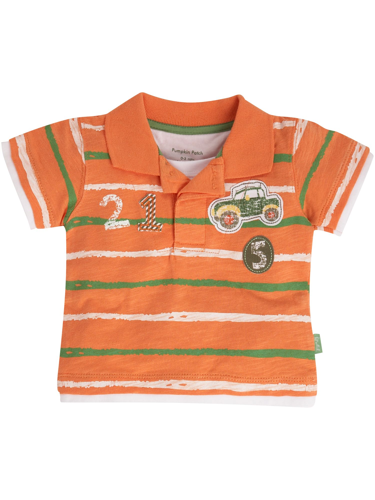 Pumpkin Patch Polo and T-shirt product image