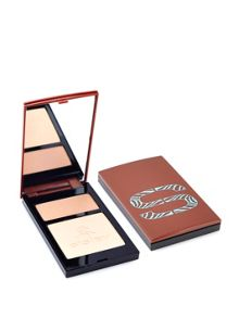 Sisley Sun Glow Pressed Powder Duo in Peach & Gold 10g