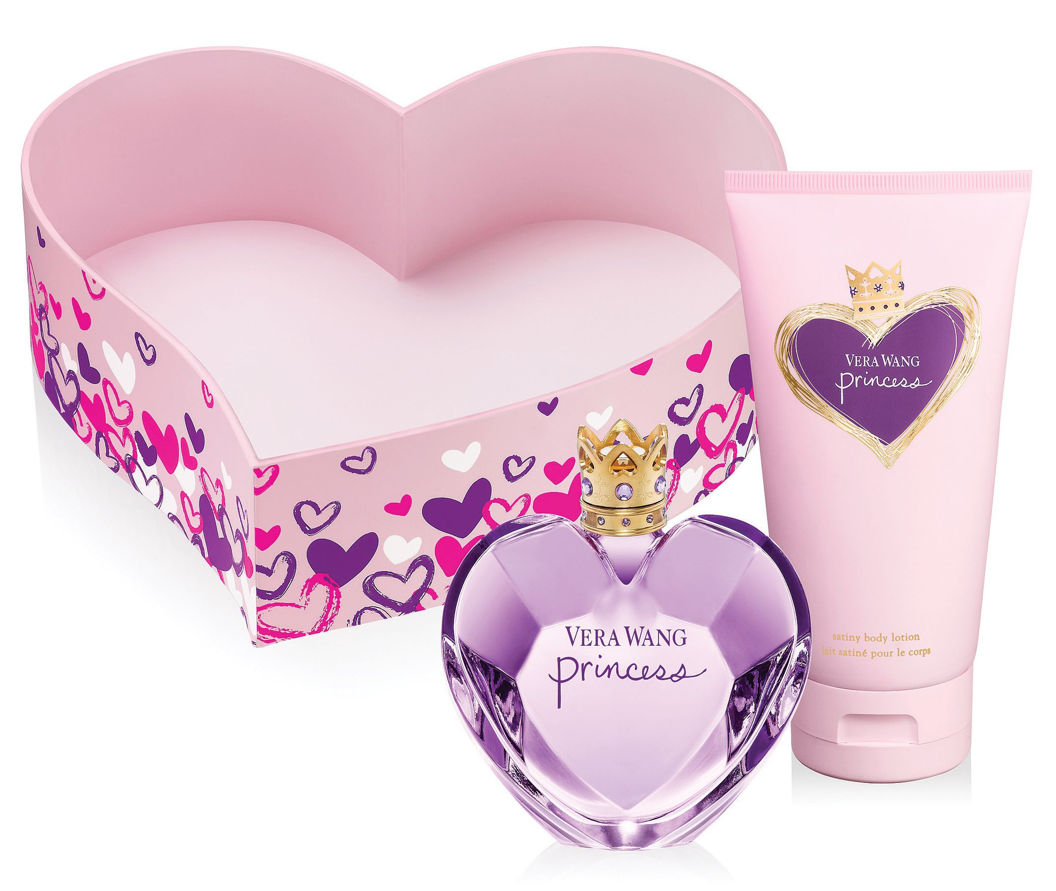 100ml Vera Wang Princess gift set