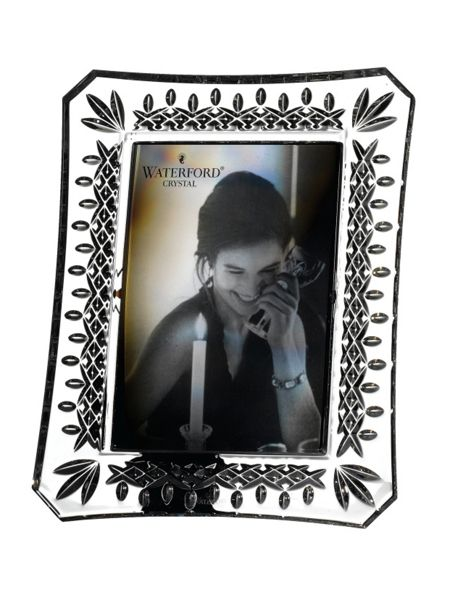 Waterford Lismore 4 x 6 picture frame