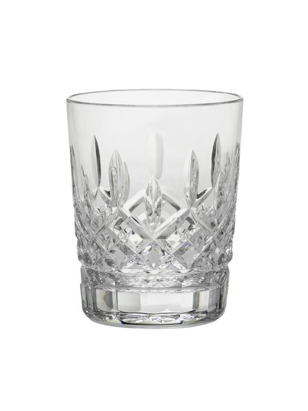 Waterford Lismore double old fashioned tumbler