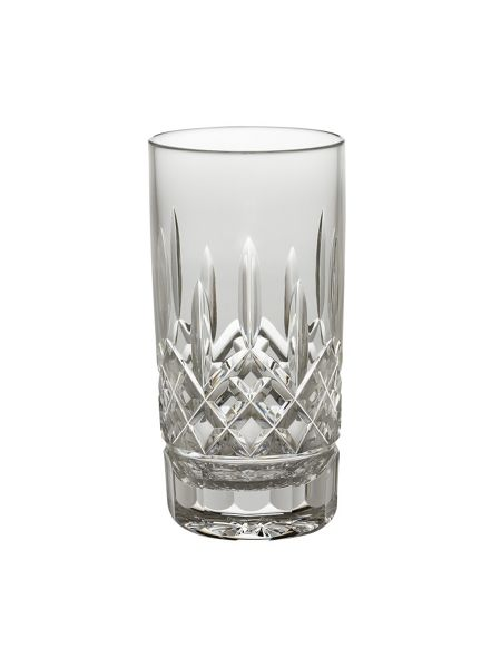 Waterford Lismore hi-ball tumbler