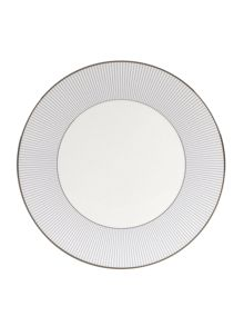 Wedgwood Pin stripe 27cm plate