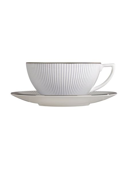 Wedgwood Pin stripe large teacup