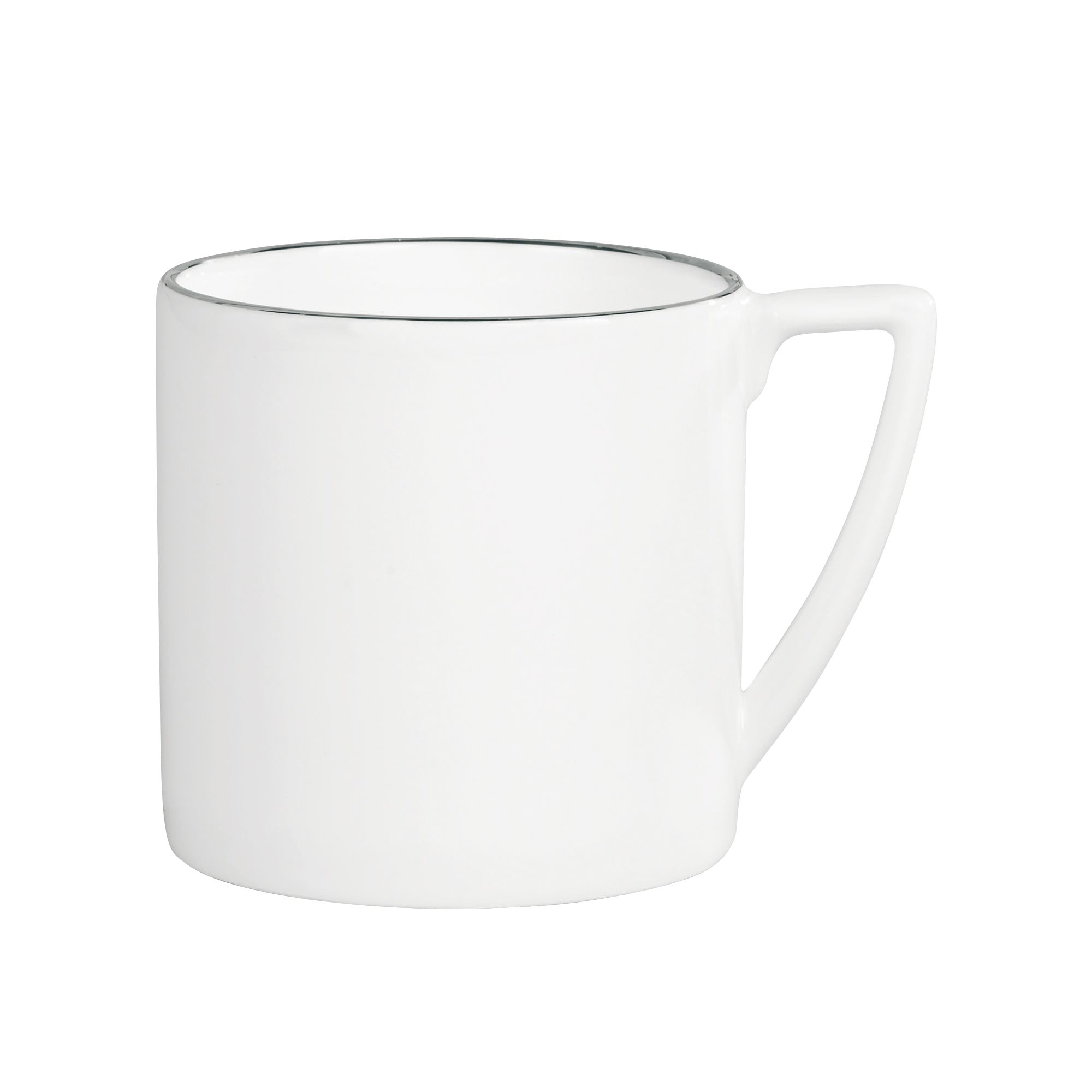 Platinum Mini Mug