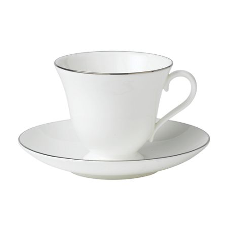 Wedgwood Signet platinum fine china teacup
