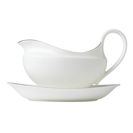 Wedgwood Signet Platinum Sauce Boat Stand