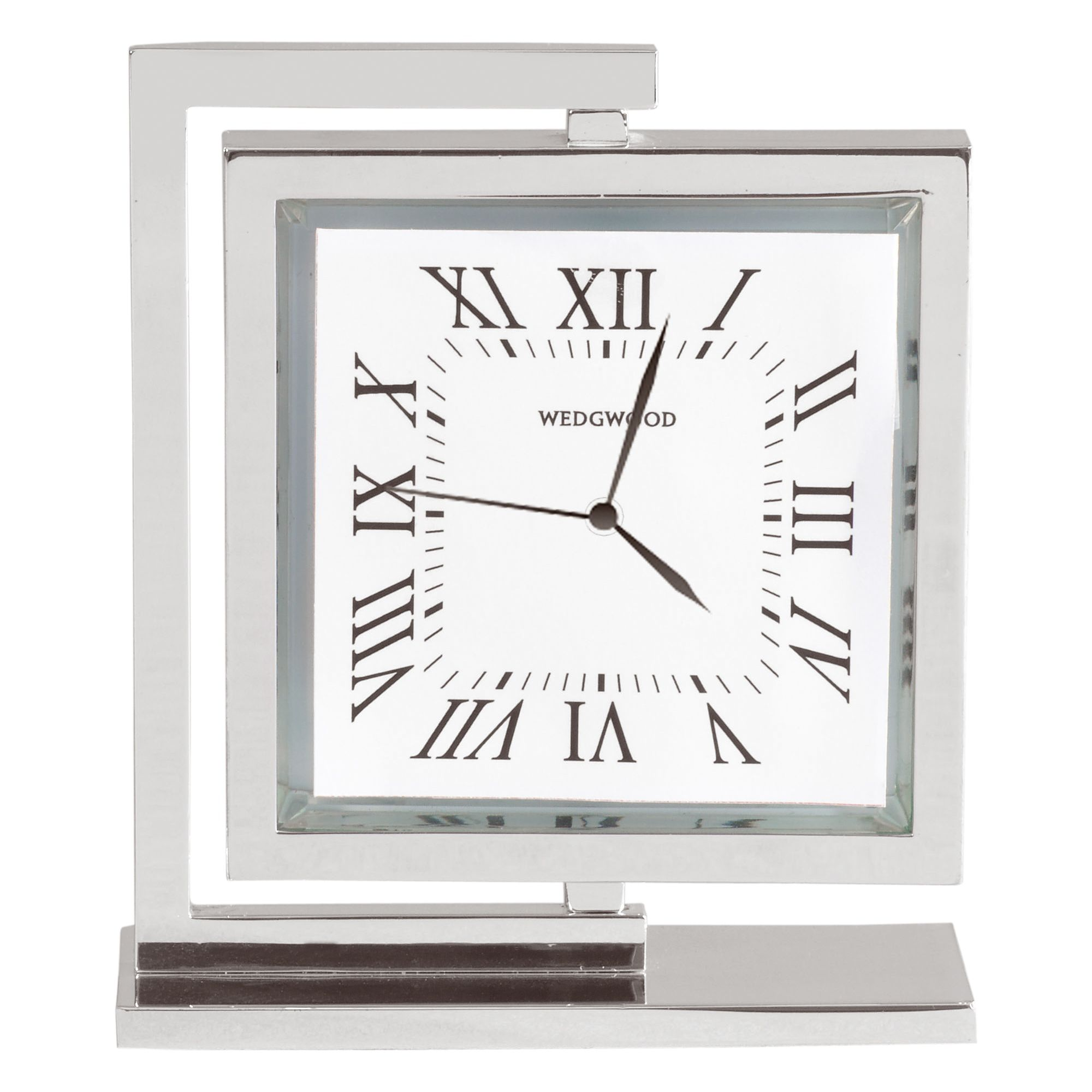 Wedgwood Swivel desk clock
