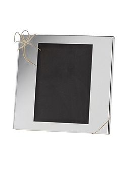 Vera Wang Love knots large picture frame