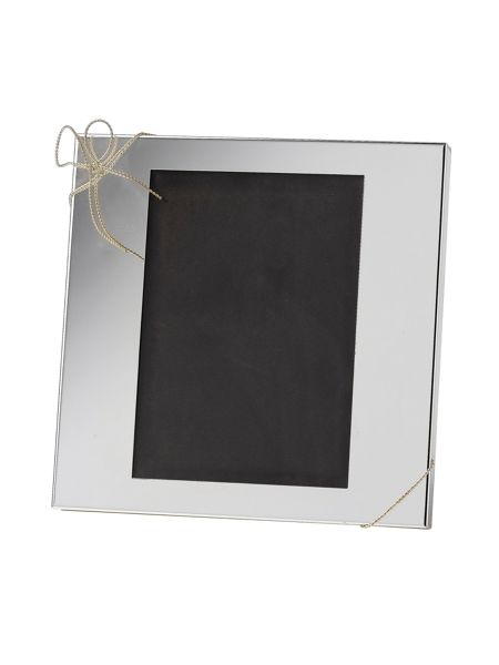 Wedgwood Vera Wang Love knots large picture frame