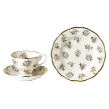 Royal Albert 1920 spring meadow 3-piece set