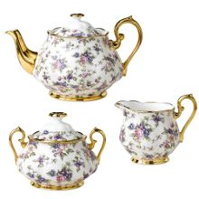 Royal Albert 1940 english chintz tea set