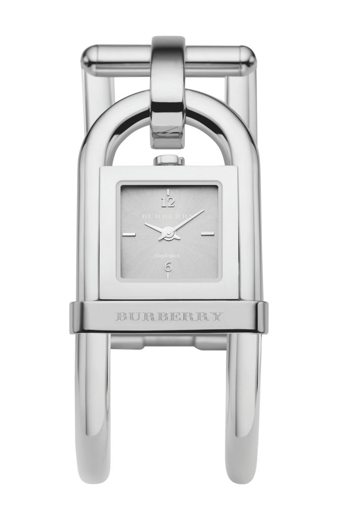 Iconic bangle watch
