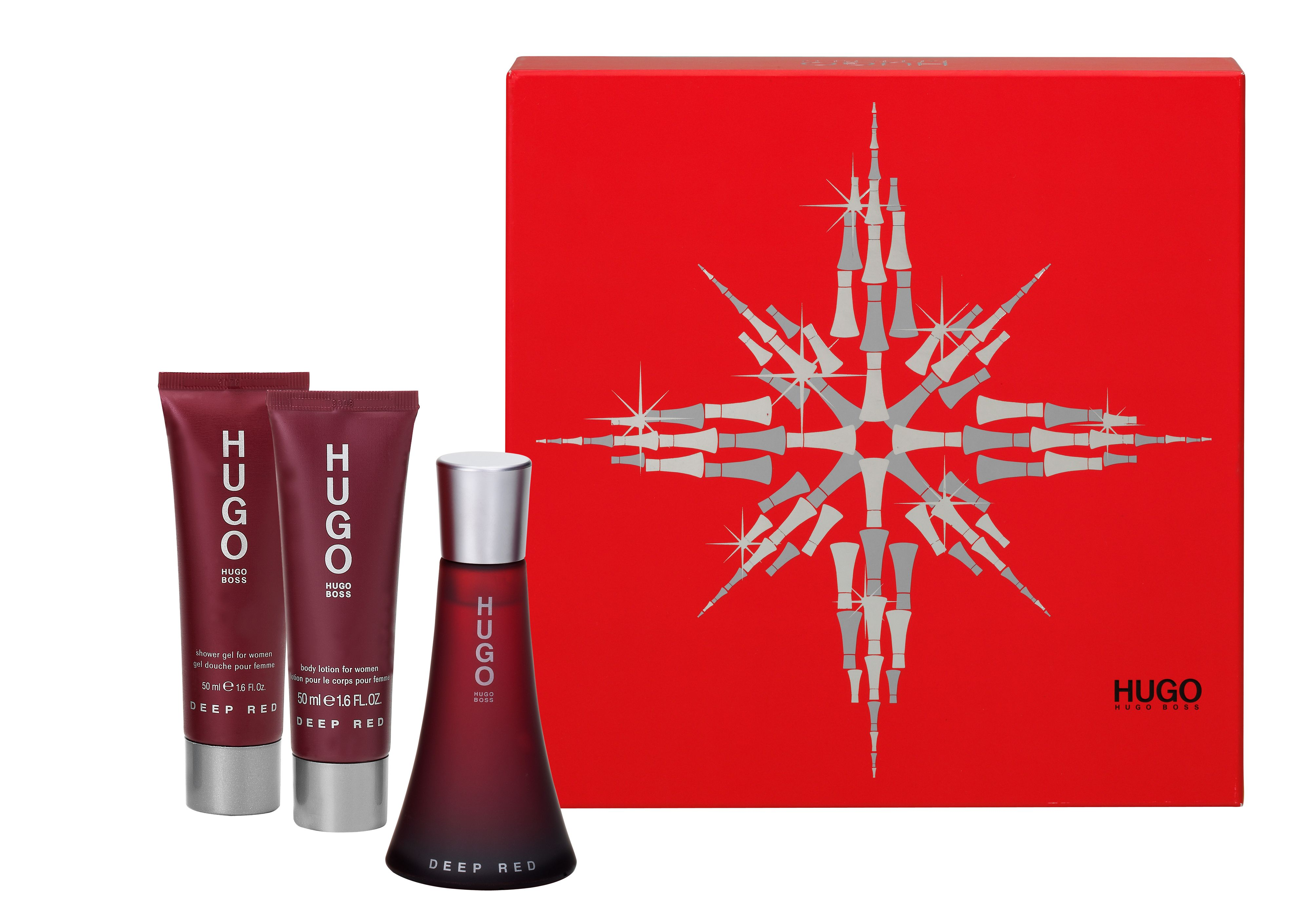 Deep Red gift set
