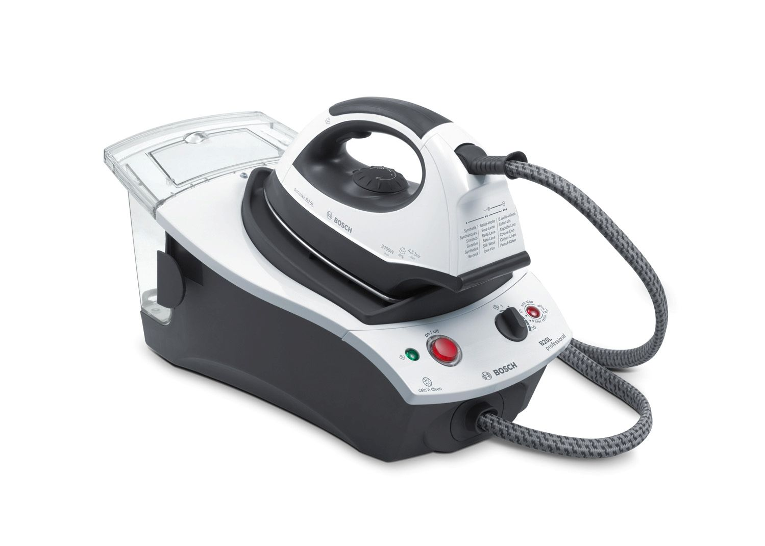 TDS2551GB Steam generator