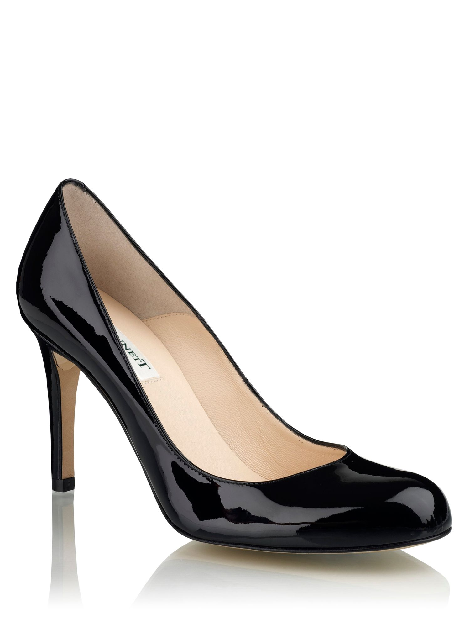 Shilo court shoe
