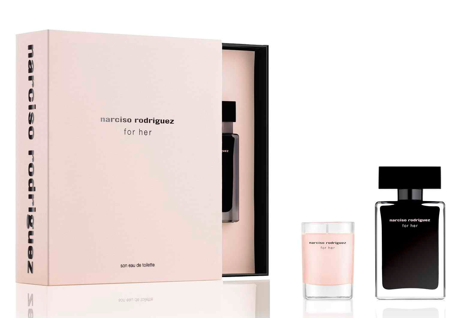 For Her eau de toilette gift set