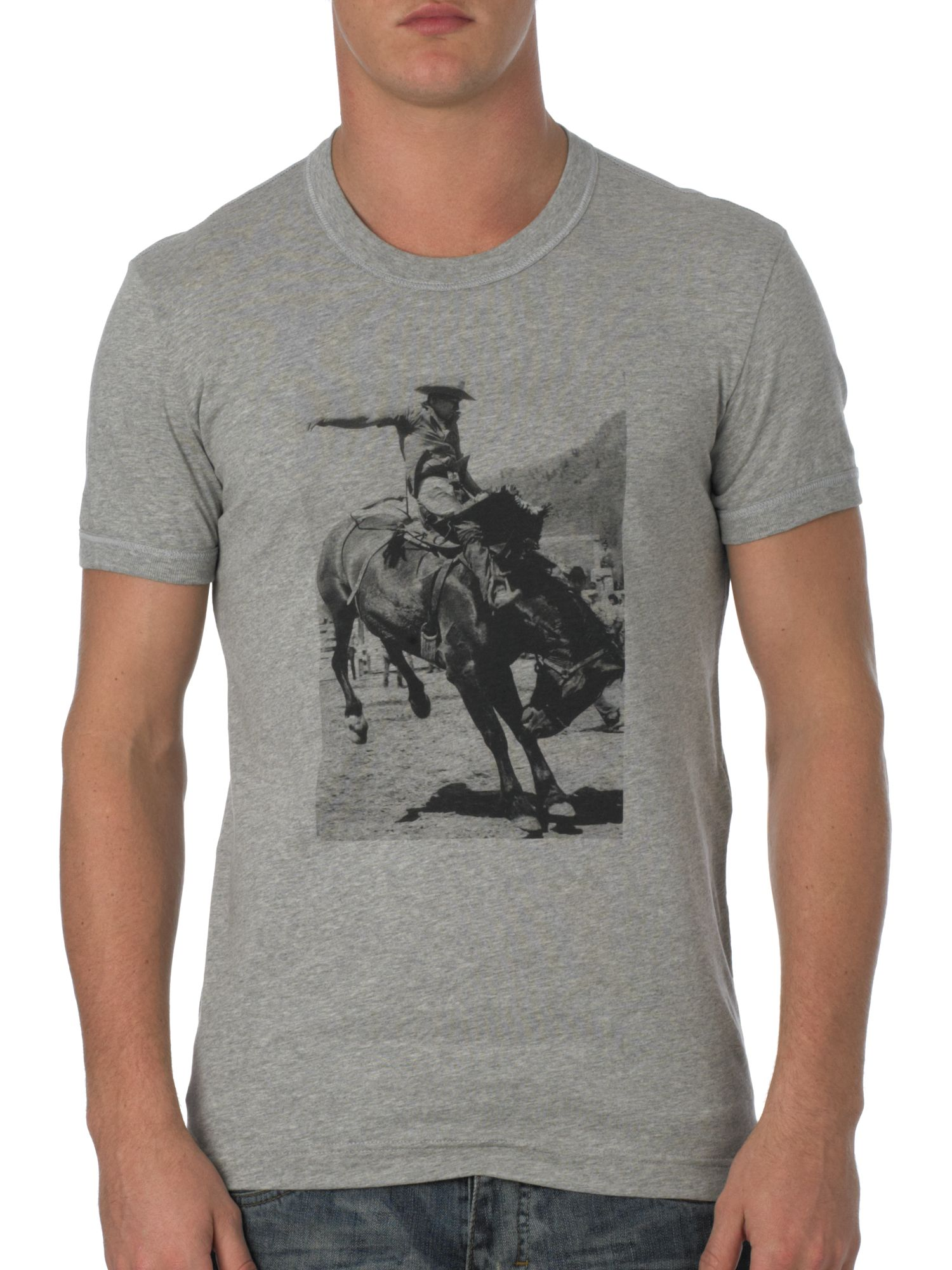 D&G Rodeo print T-shirt product image