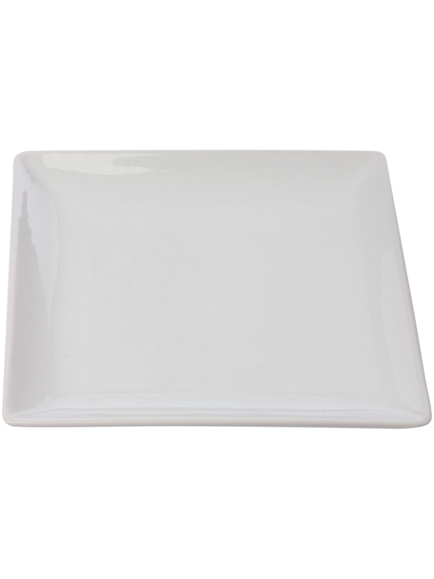 Beau square side plate