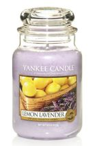 Yankee Candle Large lemon lavender housewarmer candle