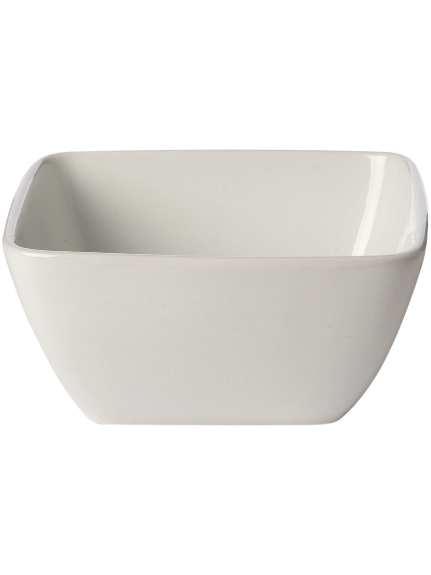 Beau square cereal bowl