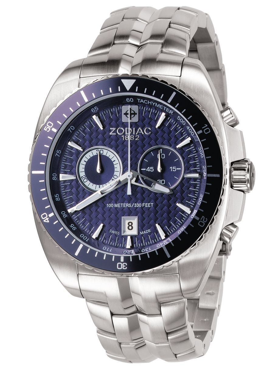 Zodiac Adventure sport ZO5509 gentlemens watch product image