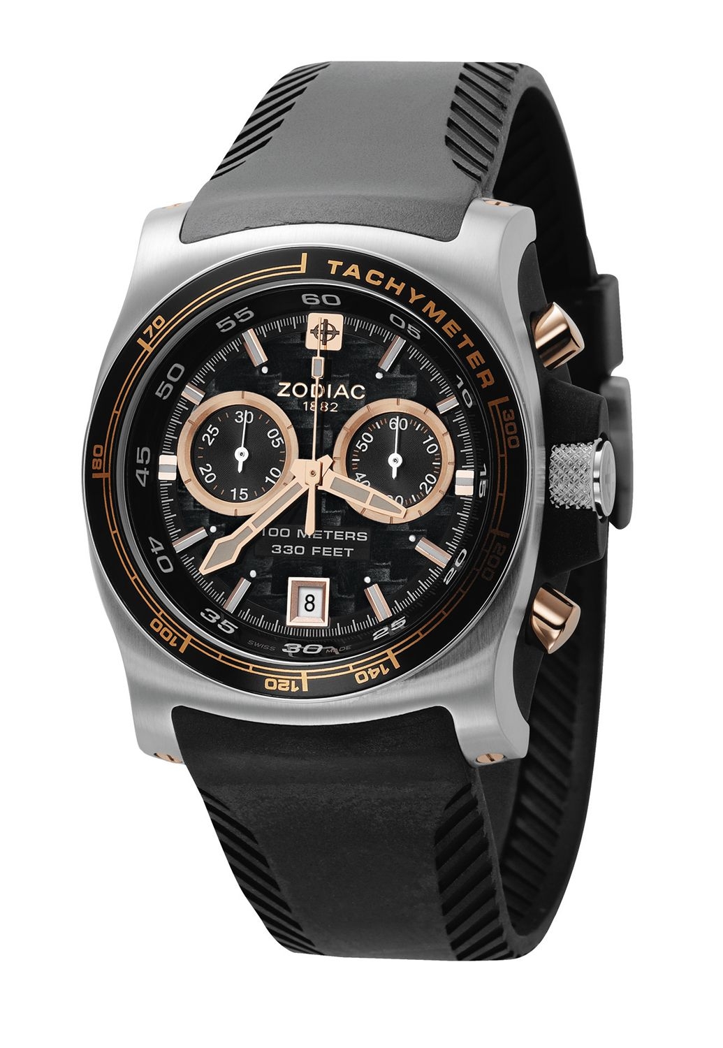 Zodiac Adventure sport ZO7502 gentlemens watch product image
