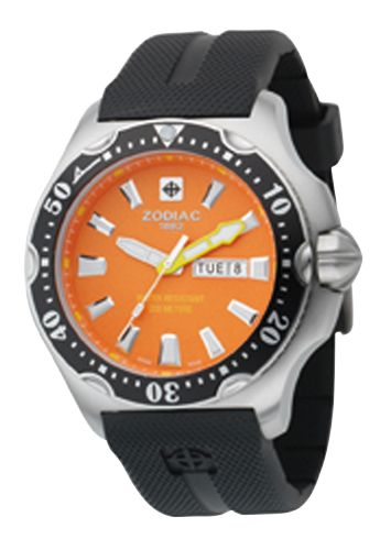Zodiac Adventure sport ZO7902 gentlemens watch product image