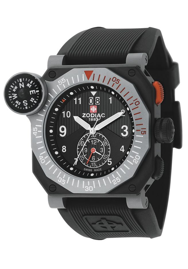 Zodiac Adventure sports ZMX-01 mens watch product image