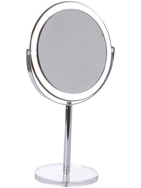 linea acrylic magnifying mirror house of fraser. Black Bedroom Furniture Sets. Home Design Ideas
