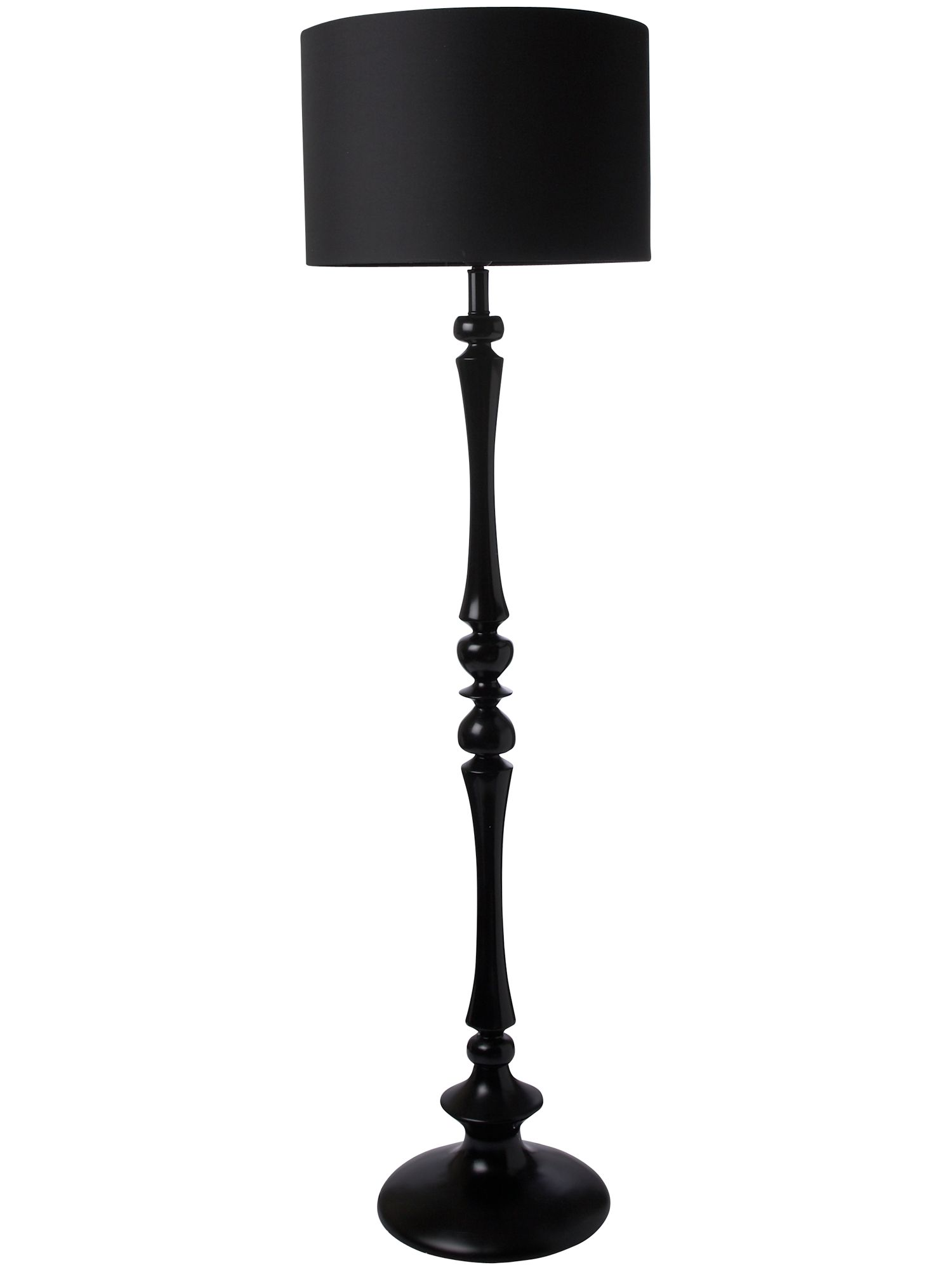 pied a terre sophie black floor lamp review compare. Black Bedroom Furniture Sets. Home Design Ideas