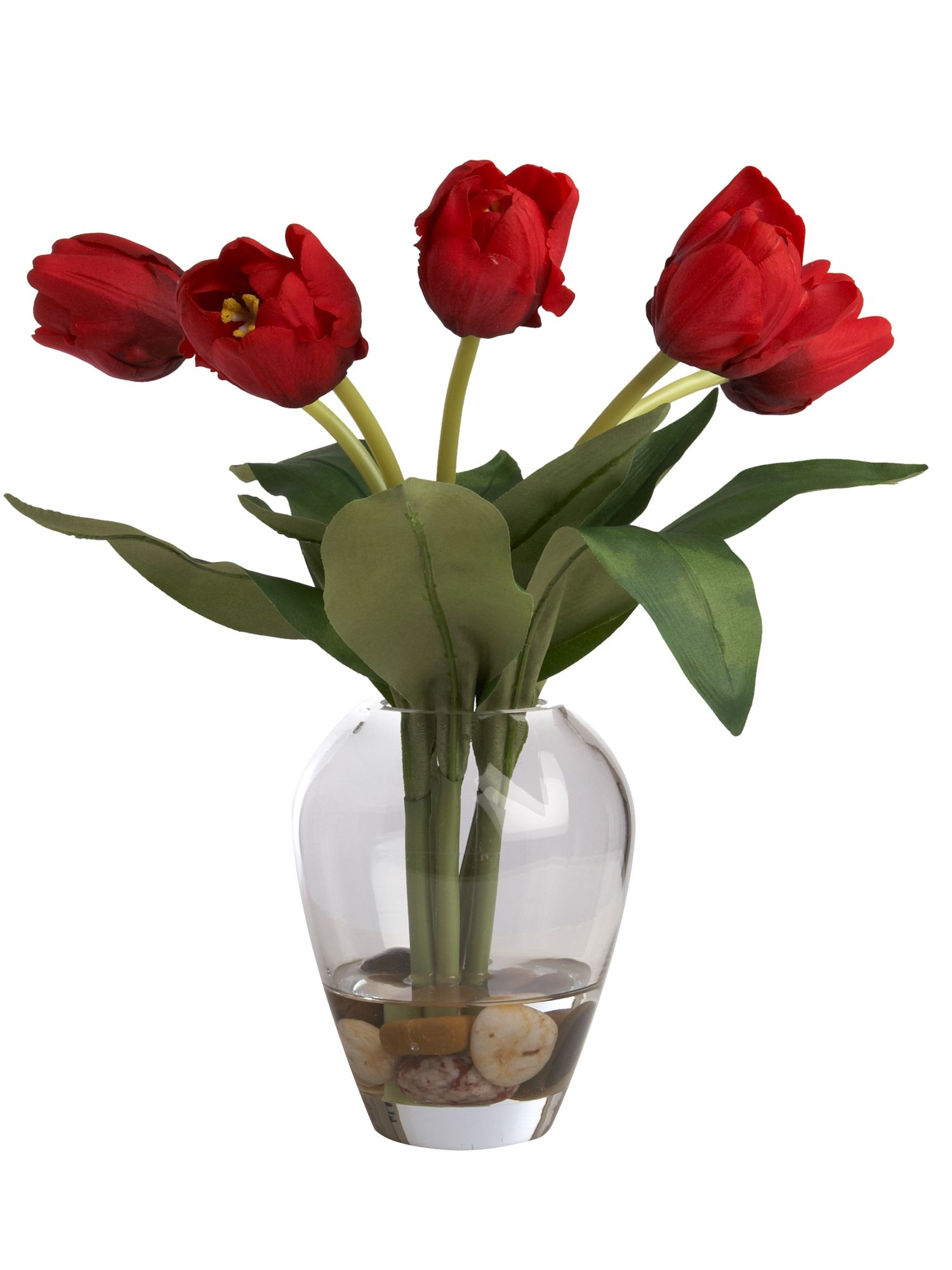 Red Tulips flower arrangement