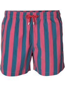 Paul Smith Candy stripe swim shorts