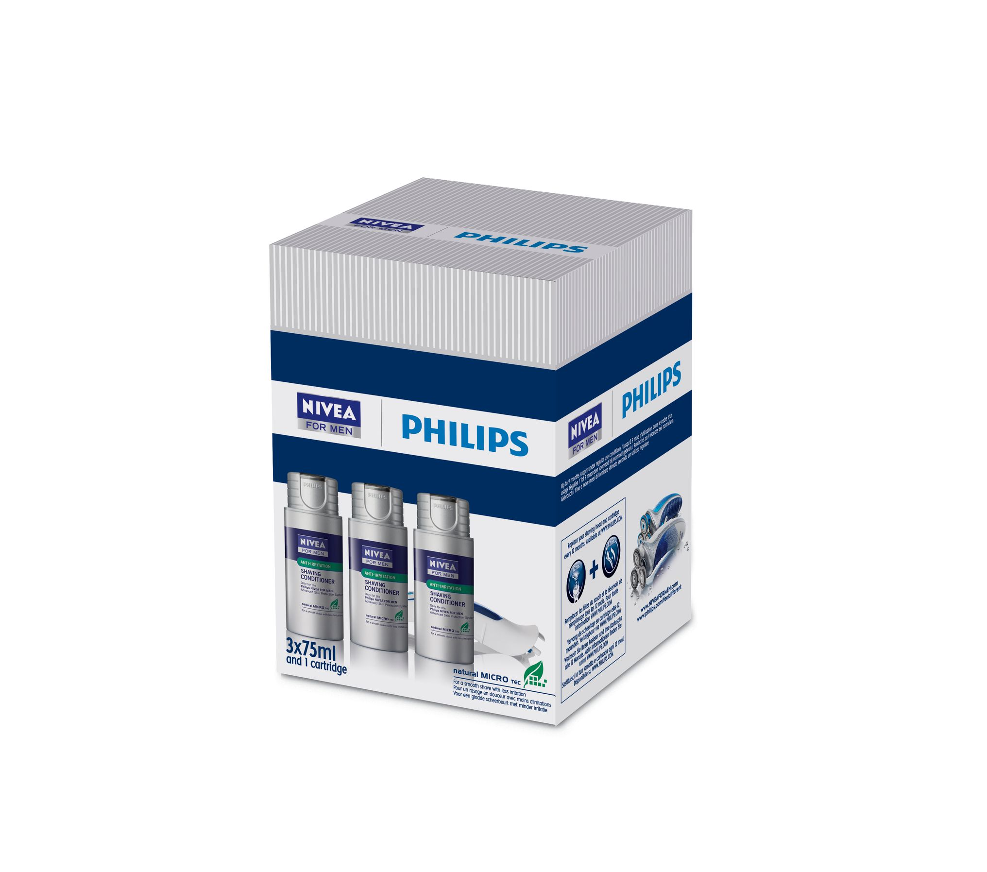 Philips NIVEA FOR MEN Shaving Balm product image