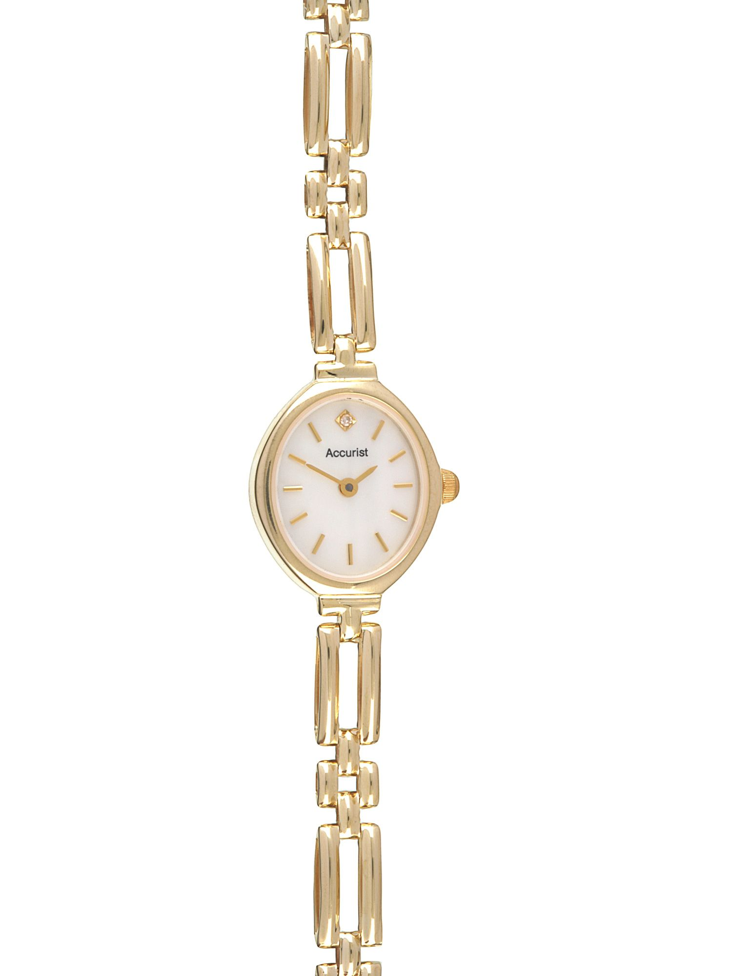 Ladies 9ct Gold Watch