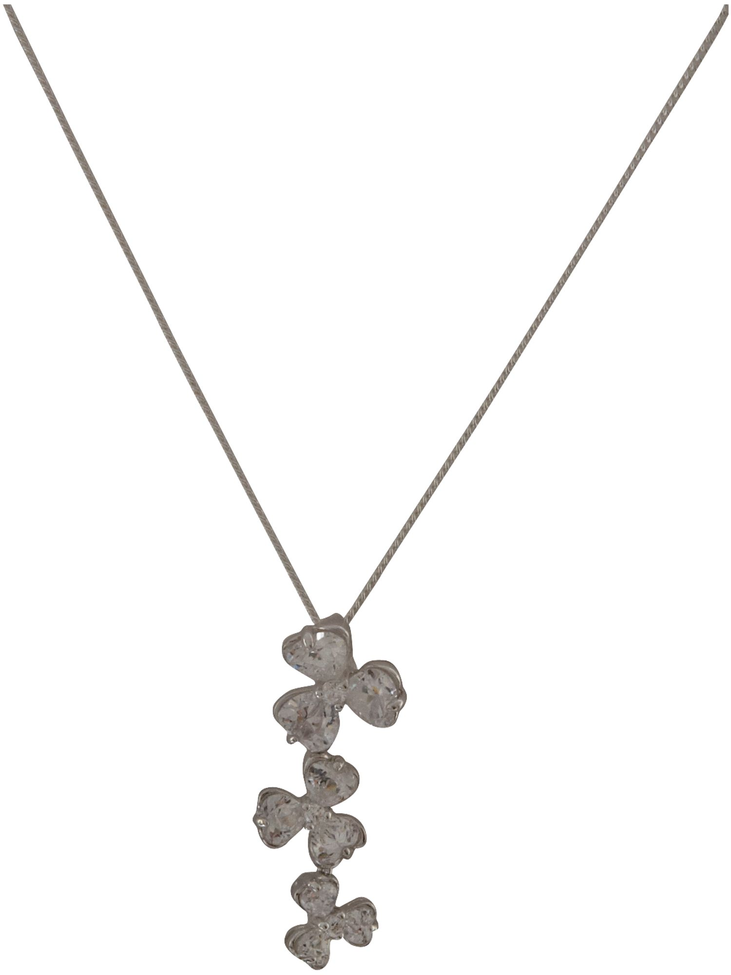Paul Kennedy Sterling silver crystal cluster pendant product image