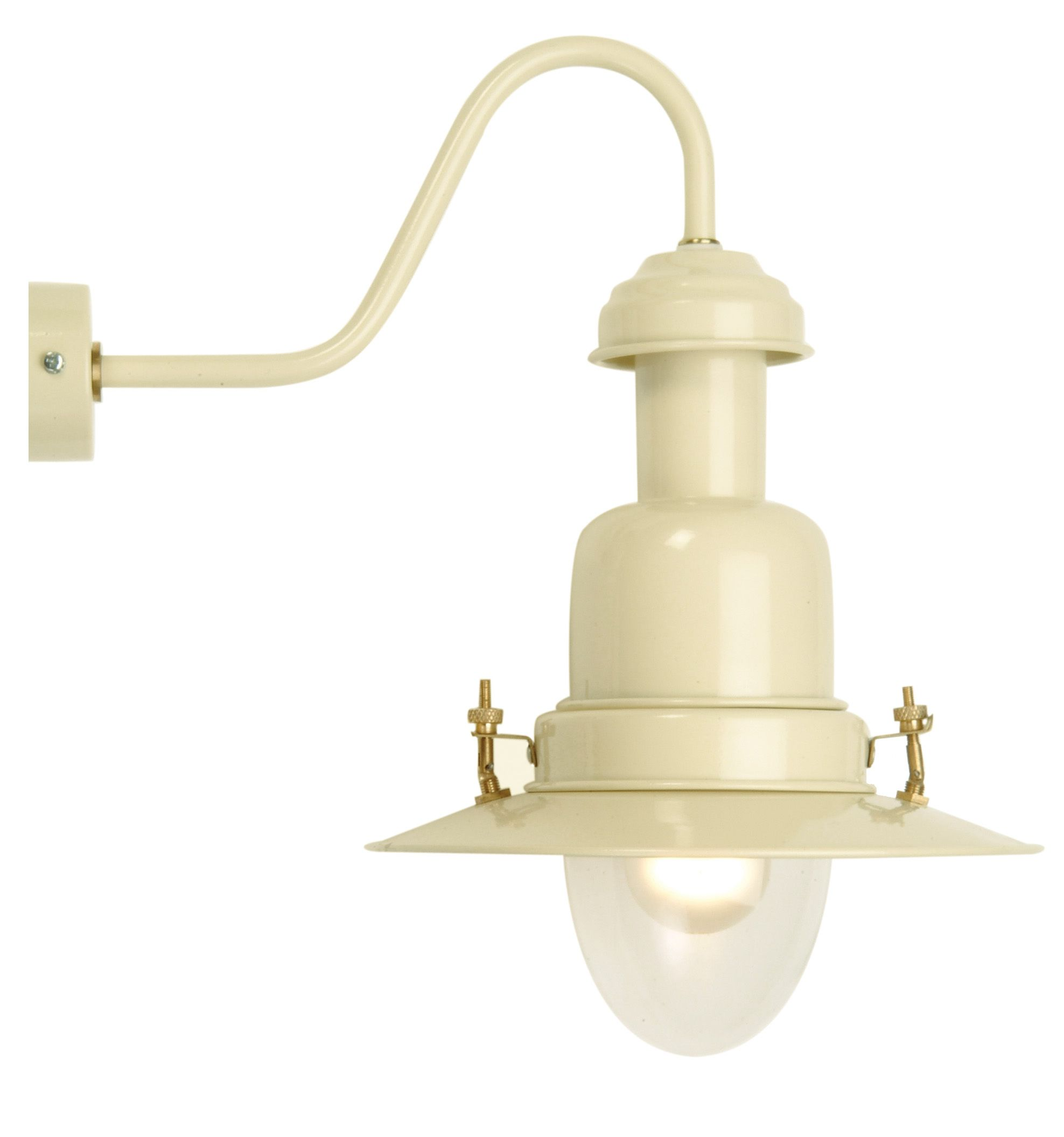 Garden Trading Co Fishing wall light cream - review, compare prices, buy online