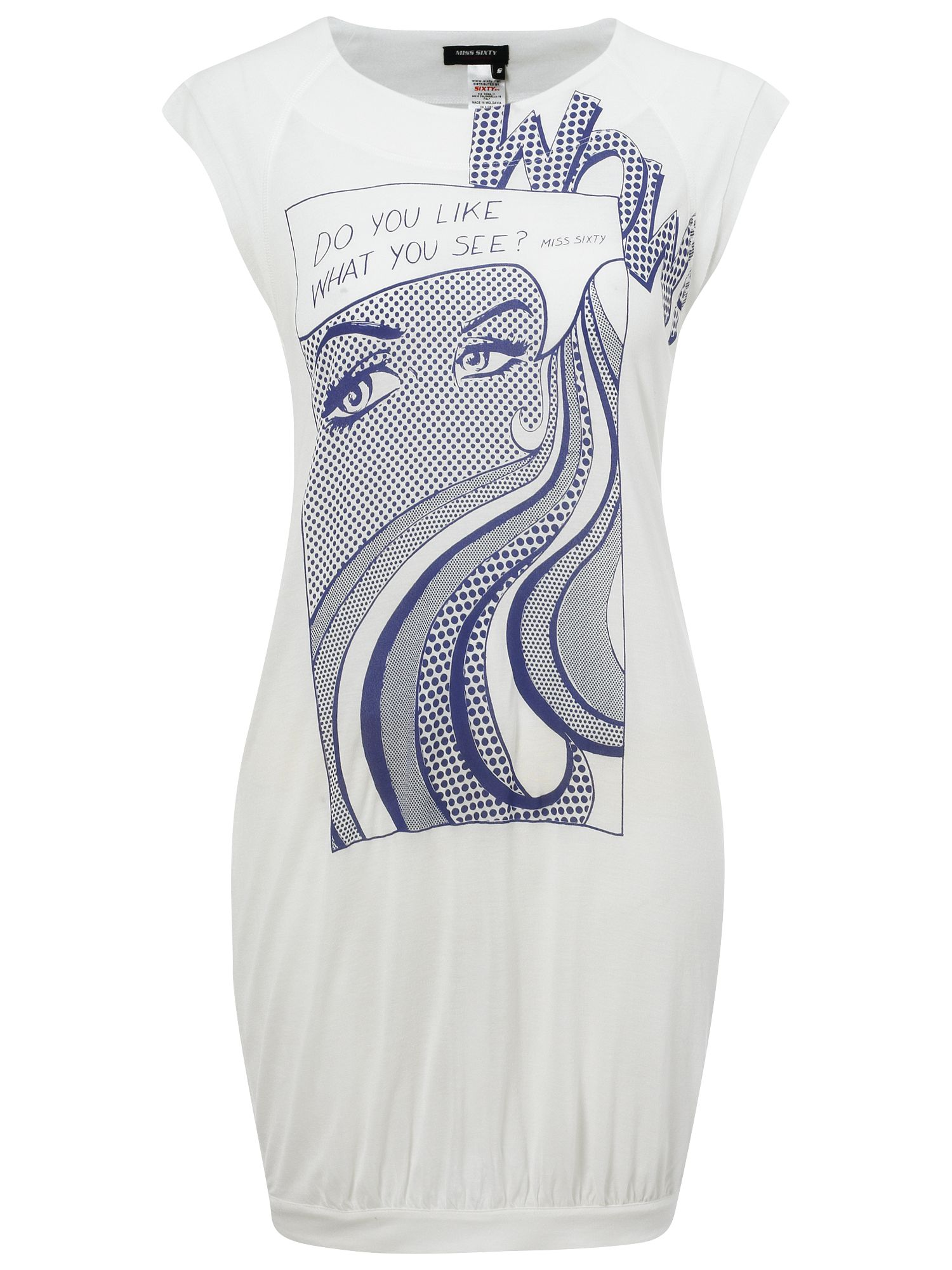 Miss Sixty Melisande Short-sleeved long t-shirt product image