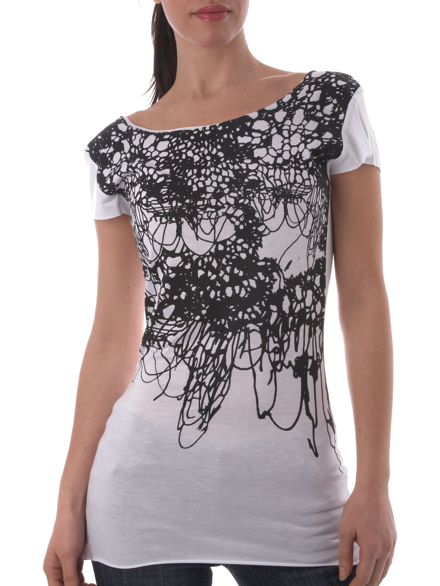 Therapy Mohair placement t-shirt product image