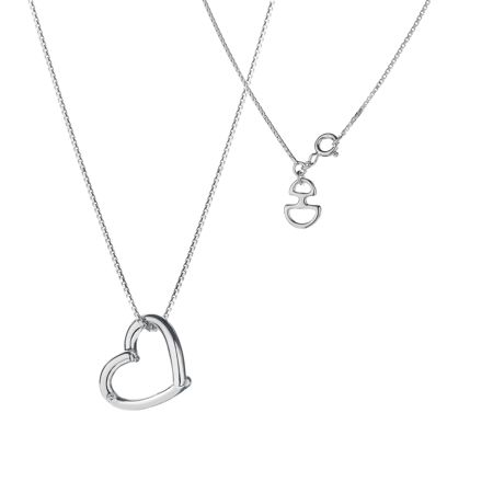 Hot Diamonds Just add love pendant