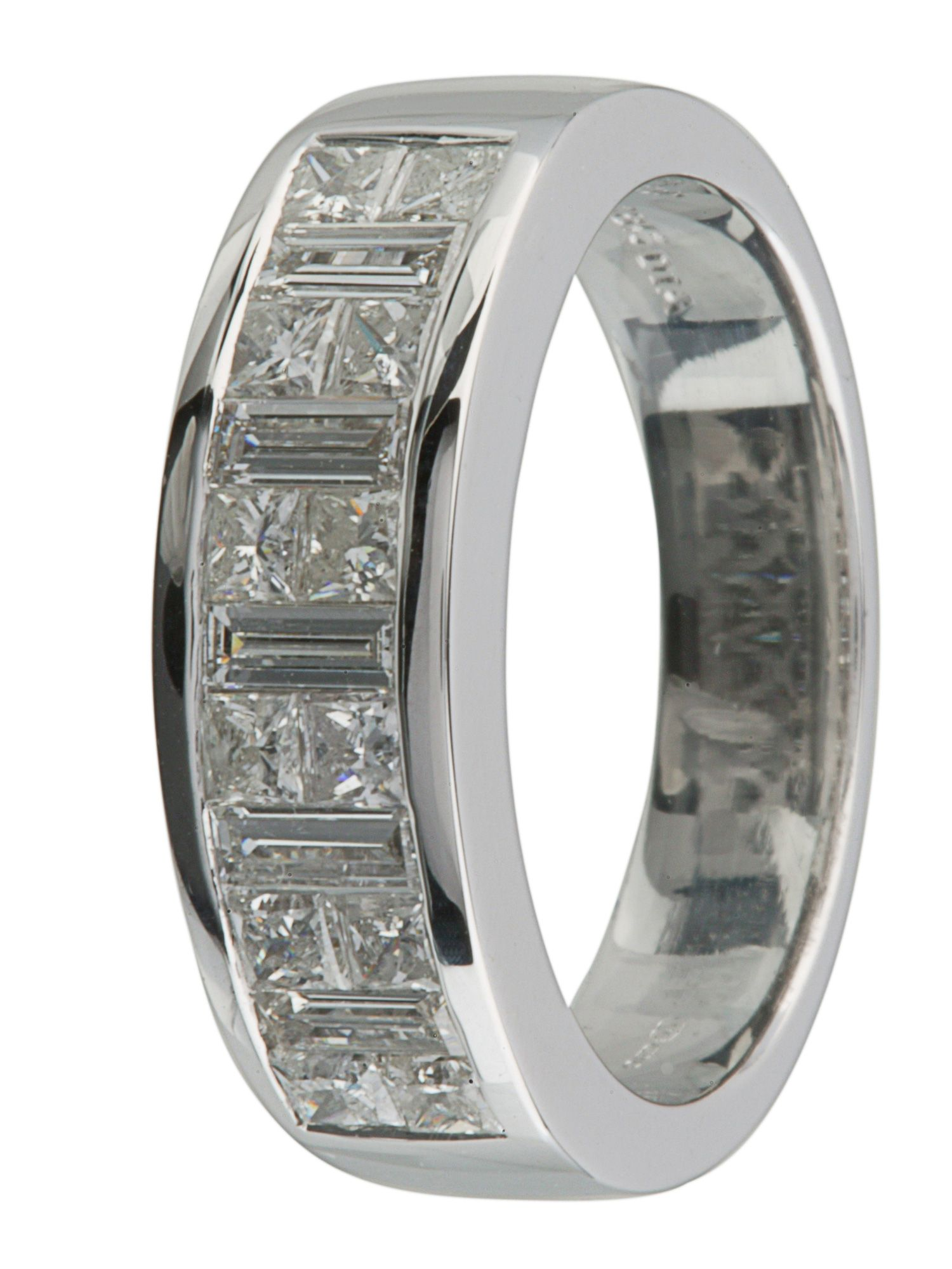 18ct white gold 1.00ct diamond ring - White Gold