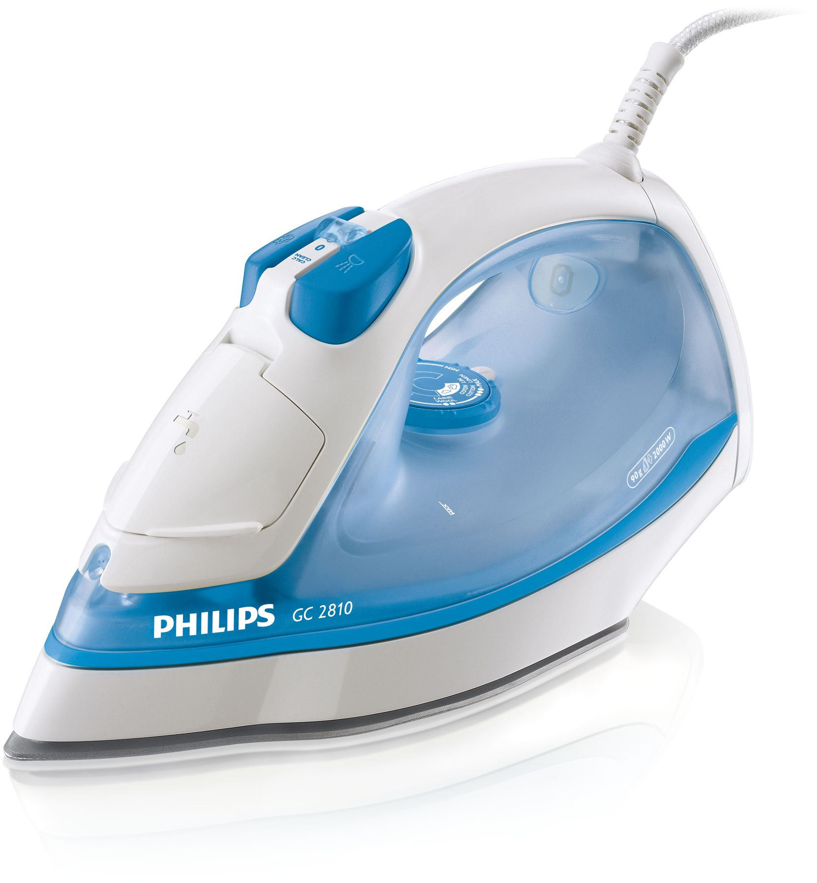 Steam Irons Ratings ~ Philips gc steam iron review compare prices buy online