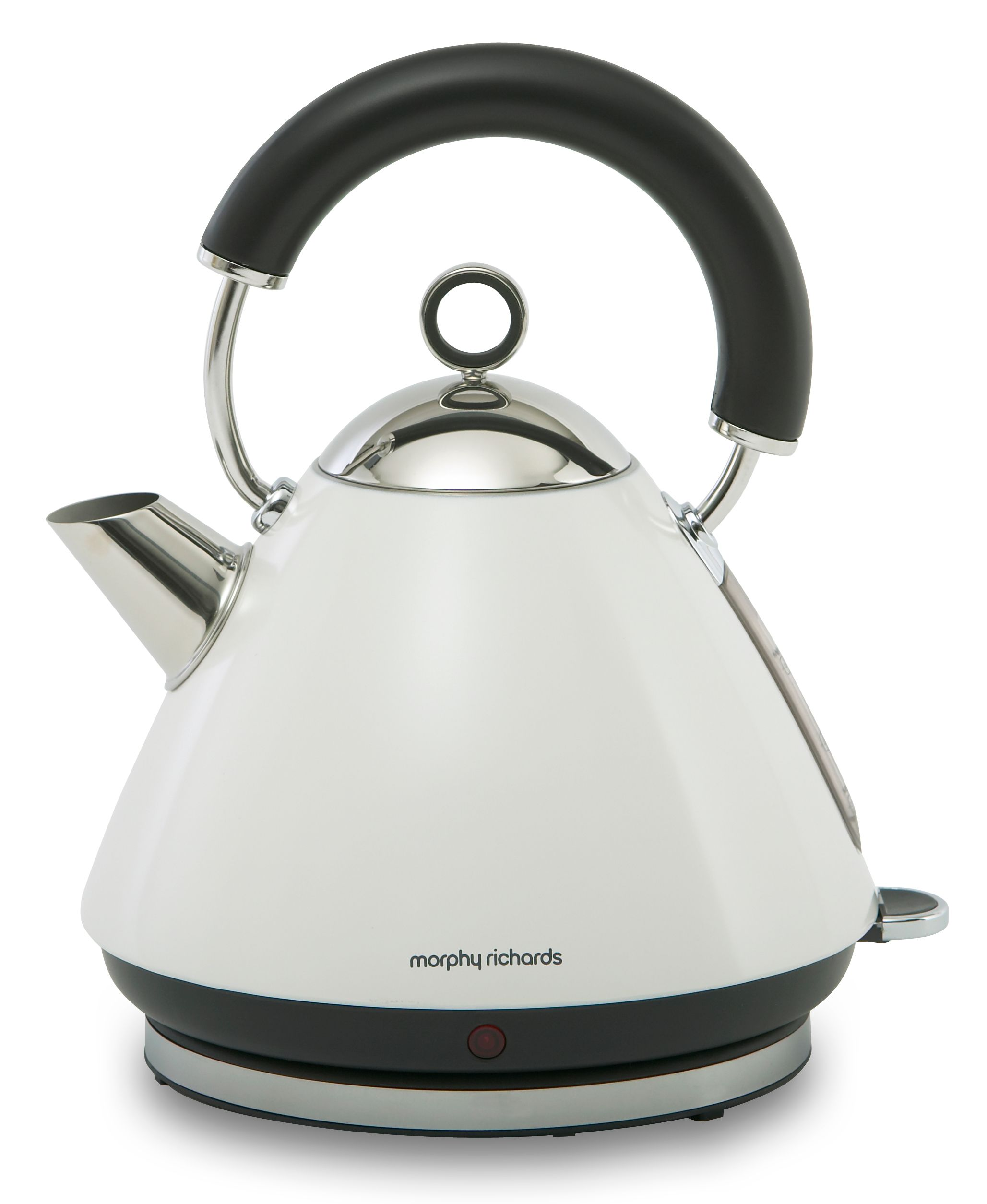 Traditional White Kettle 43774