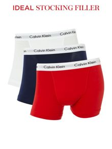 3 pack underwear trunk set