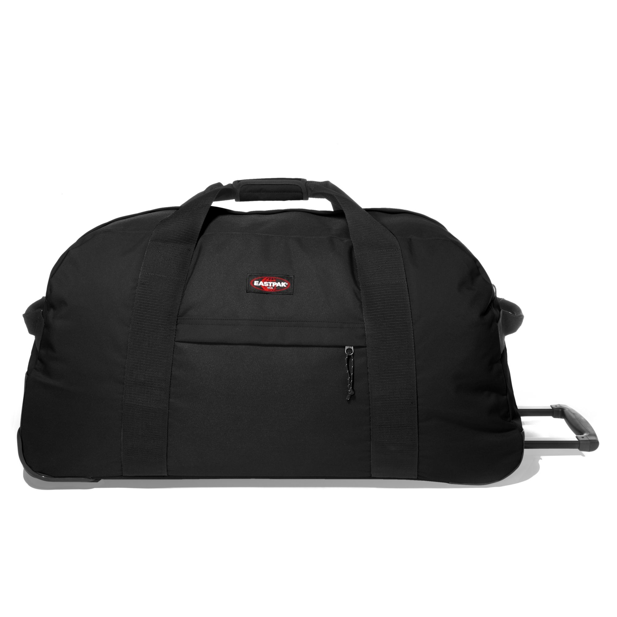 Authentic Container 65 wheeled duffle black