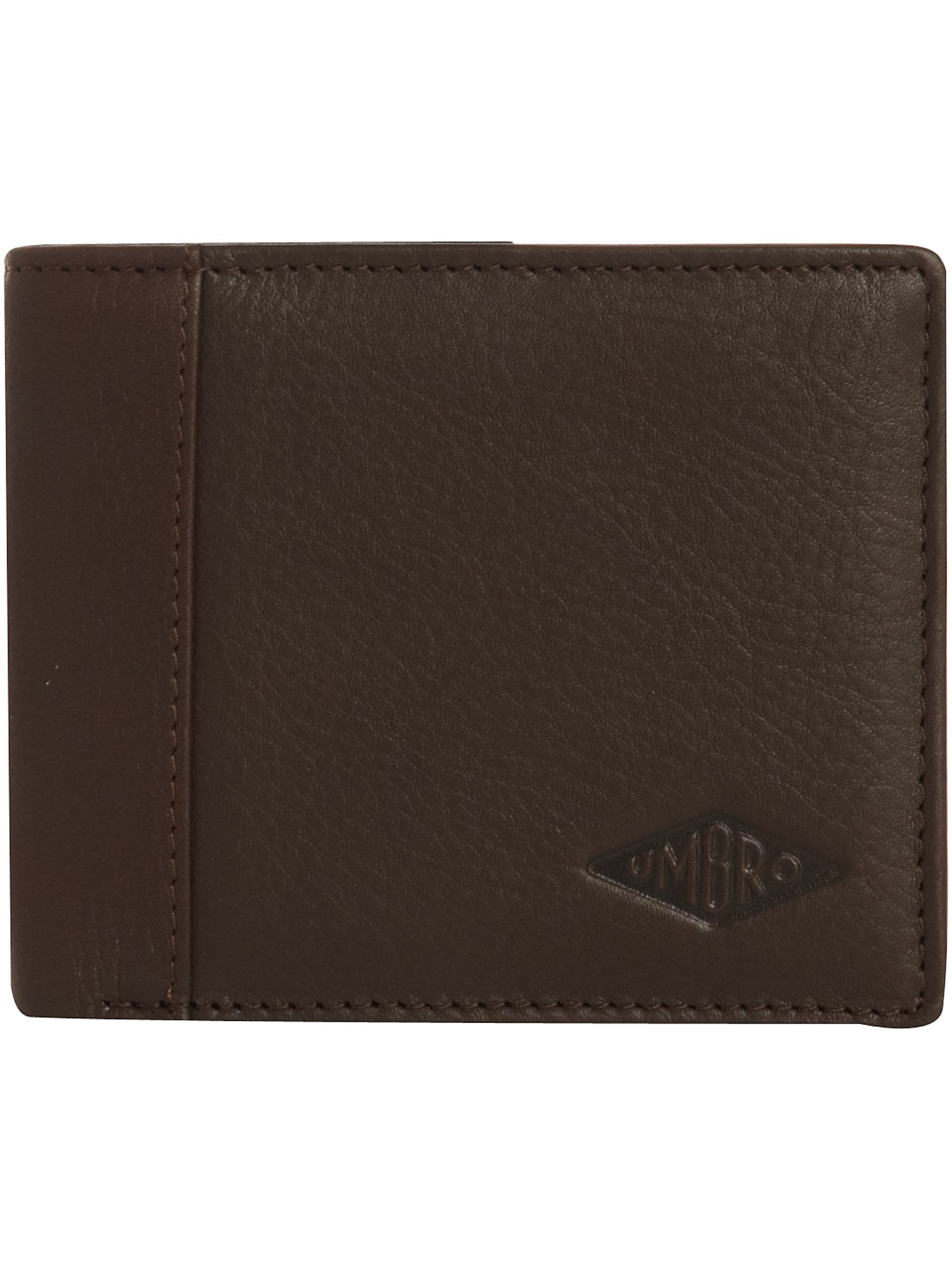 Umbro Bi-fold wallet with printed women on inside Brown product image