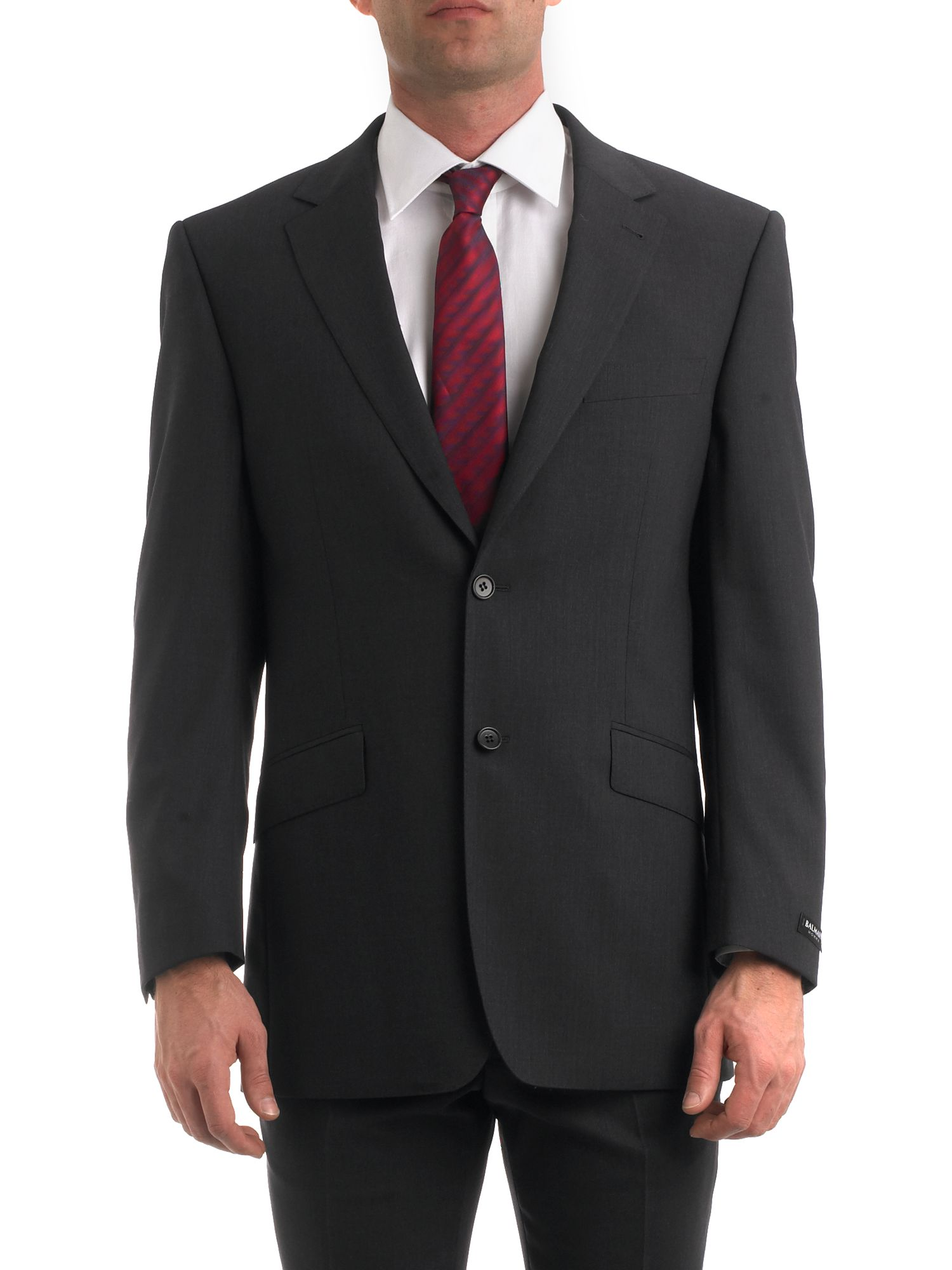 Plain Wool Mixer Jacket