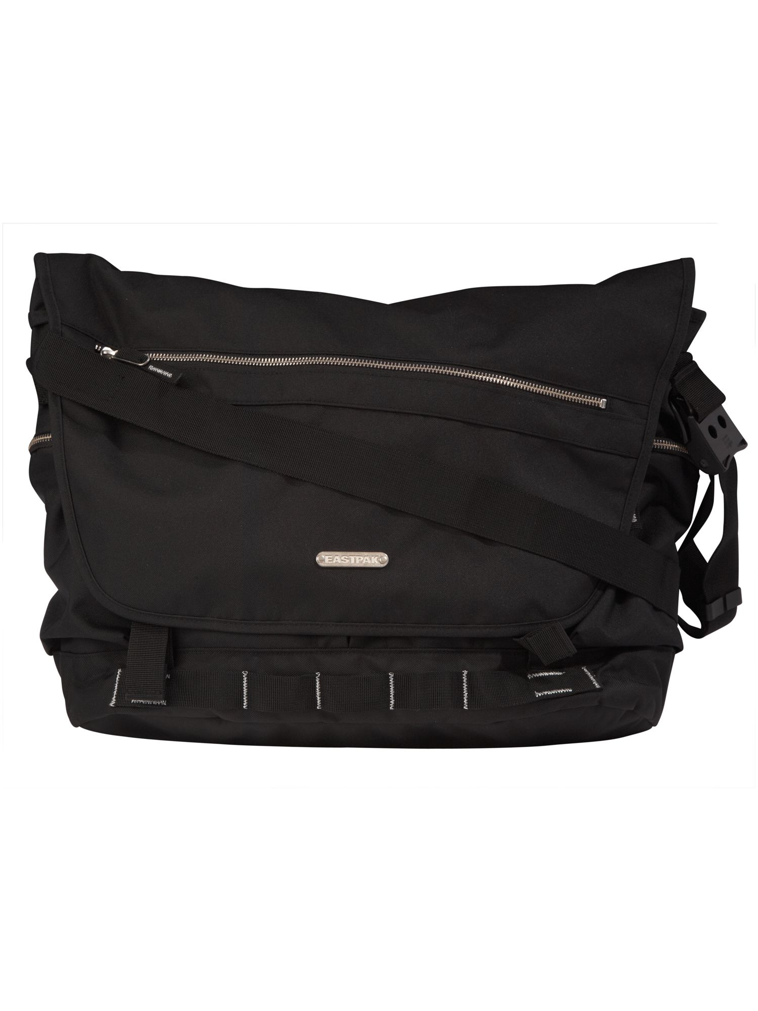 Pacer rucksack with double zipped detail